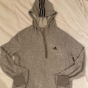 Adidas active wear hoodie